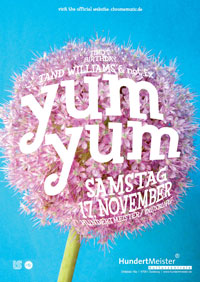 YUM YUM NRW Nov 17th