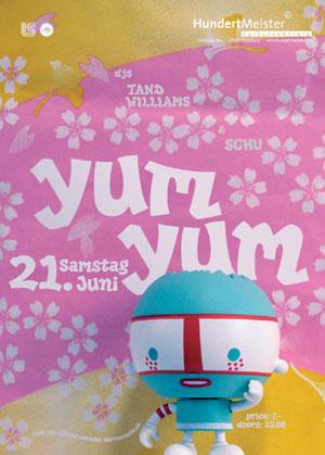 YUM YUM June 2008