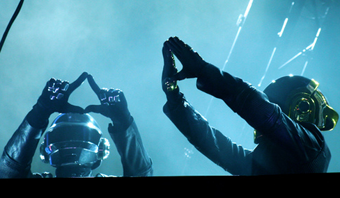 Daft Punk / Hova