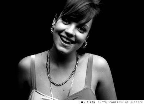 New tunes for this week | ChromeMusic Lily Allen Mp3