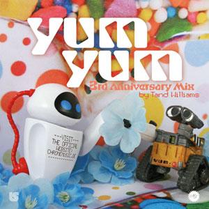 YUM YUM 3rd Anniversary Mixtape