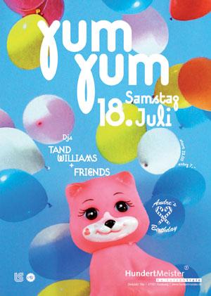 YUM YUM Duisburg Jul 18th