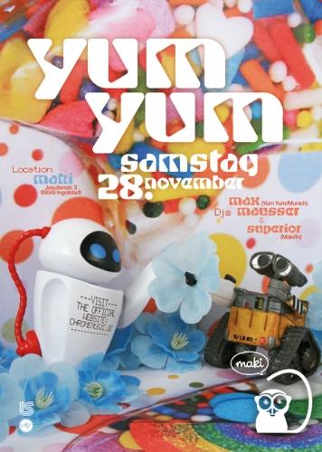 YUM YUM Ingolstadt November '09