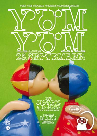 This Saturday: Ingolstadt meets YUM YUM