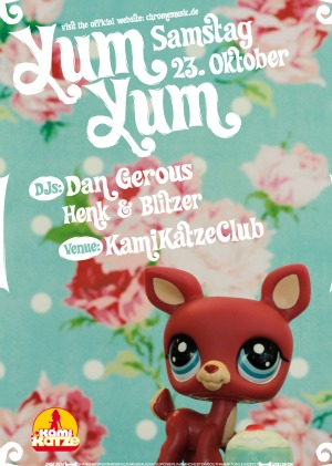 This Saturday: YUM YUM Würzburg