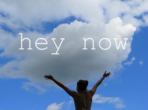 hey now hey now lyrics crowded: