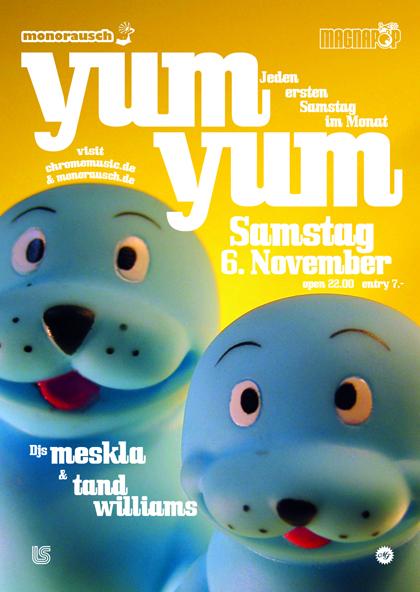 YUM YUM Krefeld November 6th