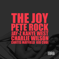"Kanye West ""The Joy"" ft Pete, Jay, Charlie, Curtis & Kid"