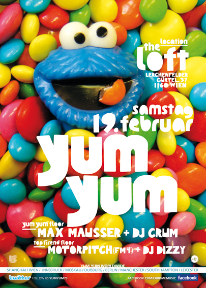 Vienna welcomes YUM YUM on Saturday