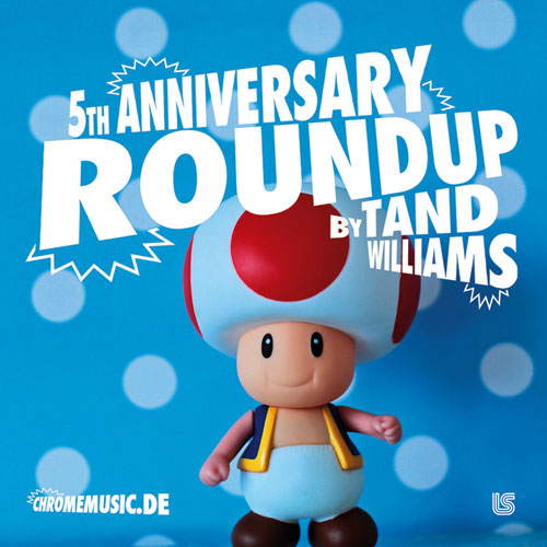 5th Anniversary Roundup by Tand Williams