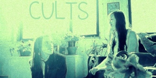 "the Cults – debut album ""Cults"""