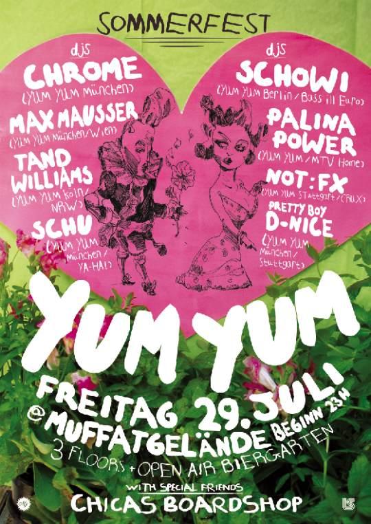 YUM YUM Sommerfest