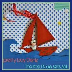 A little Xmas Present: 'Deniz – The Little Dude Sets Sail' on his very first full Mixtape