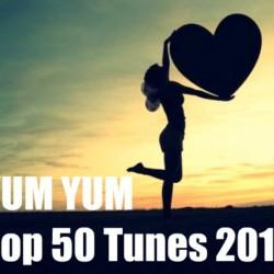 YUM YUM Top 50 Tunes 2011
