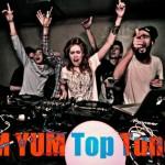 YUM YUM Top Tunes April
