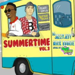 "DJ Jazzy Jeff & Mick Boogie pres ""Summertime"" Vol 3 /// annual Summer Mixtape (Free DL)"