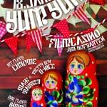 YUM YUM Munich, this Friday Jan 18th at Filmcasino