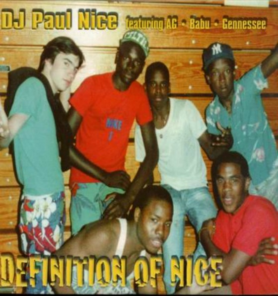 Barbershop Tune #3  Paul Nice  The Definition of Nice ft A.G ...