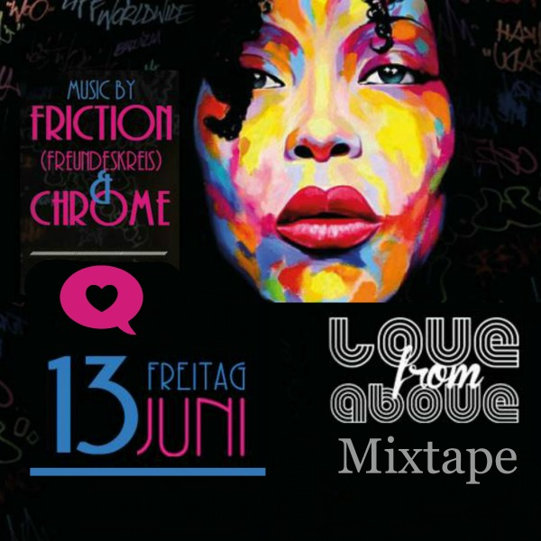 Love from above mixtape