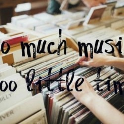 a very, very long … musical roundup :)